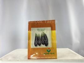 Graines Voltz Pulsar F1 Uzun Patlıcan Tohumu 1000 Adet