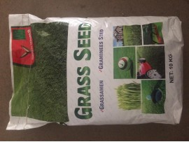 Grass Seed 6 Çeşit Çim Tohumu 1 Kg
