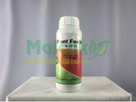 İztar Plant Feeder 8-15-12 NPK Gübre Çözeltisi 1 Lt