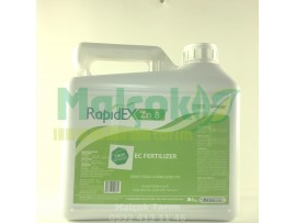 İztar Rapidex Zn Çinkolu Sıvı Yaprak Gübresi 5 Litre