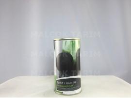 Küçük Çiftlik Karakaya ( Siyah ) Turp Tohumu 100 Gr