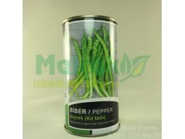 Küçük Çiftlik Seyrek Kıl Tatlı Biber Tohumu 100 Gr