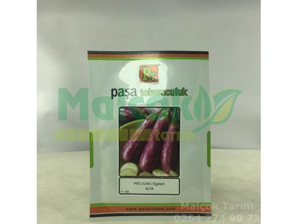 Paşa Alya Mor Patlıcan Tohumu 10 Gr
