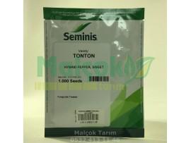 Seminis Tonton F1 Kapya Salçalık Biber Tohumu 1000 Adet